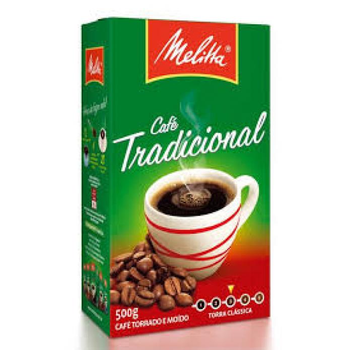 CAFE MELITTA 500G TRAD