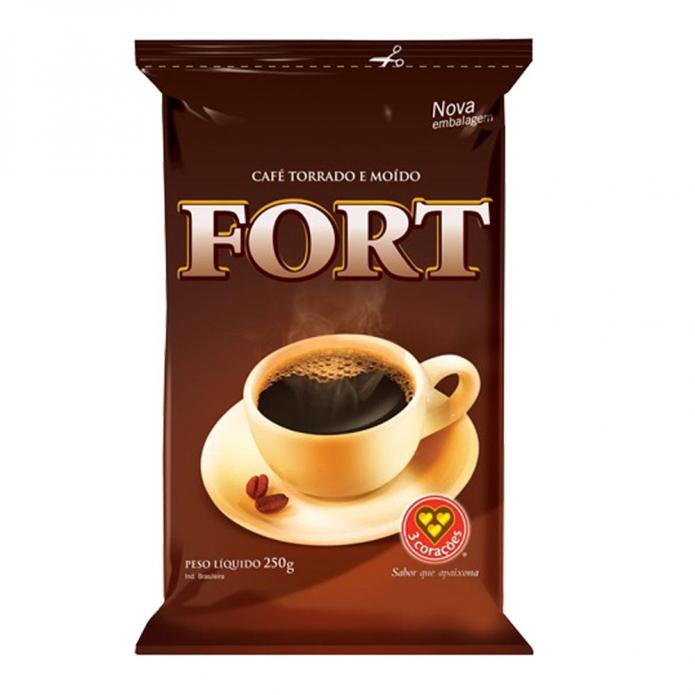 CAFE FORT PACK 250G