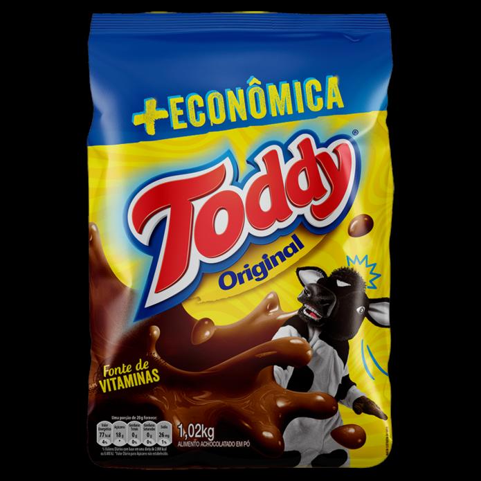 ACHOCOLATADO  TODDY  ORIGINAL SCH 1,020KG
