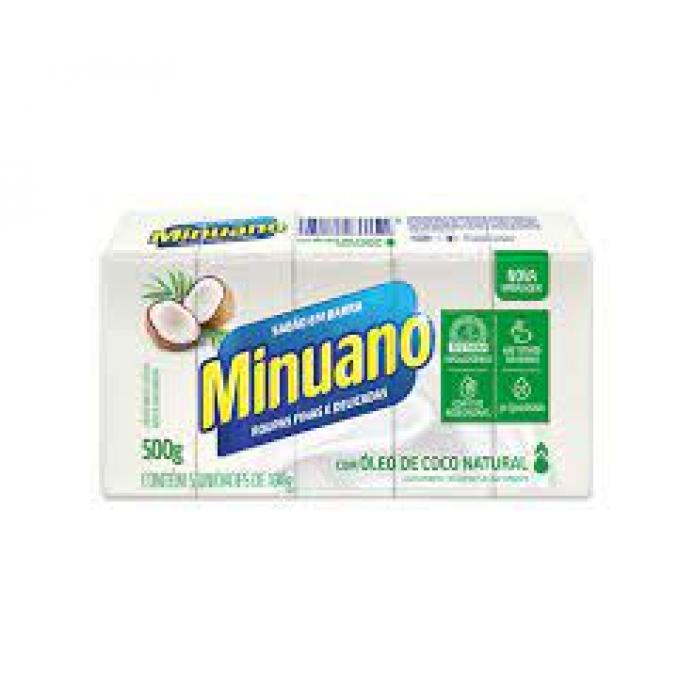 SABAO MINUANO 100G COCO