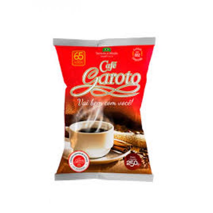CAFE GAROTO EXTRA FORTE DE 250G