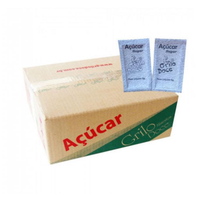 ACUCAR GRILO DOCE SACHE 5G C/336 UNID
