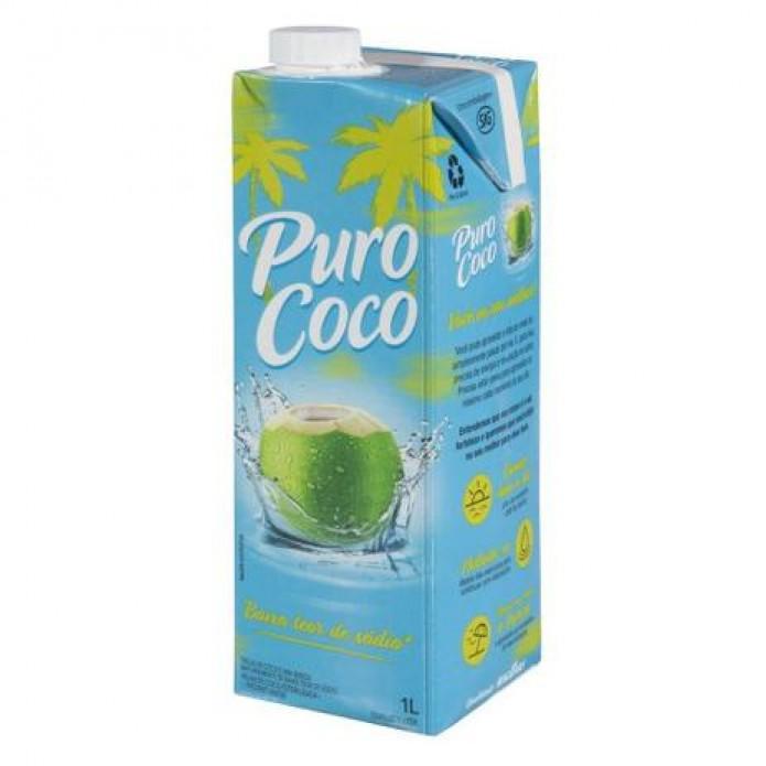 AGUA DE COCO PURO COCO MAGUARY TP 1L