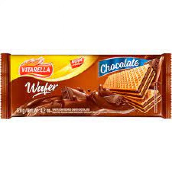 BISCOITO VITARELLA 30/100 WAFER CHOCOLATE