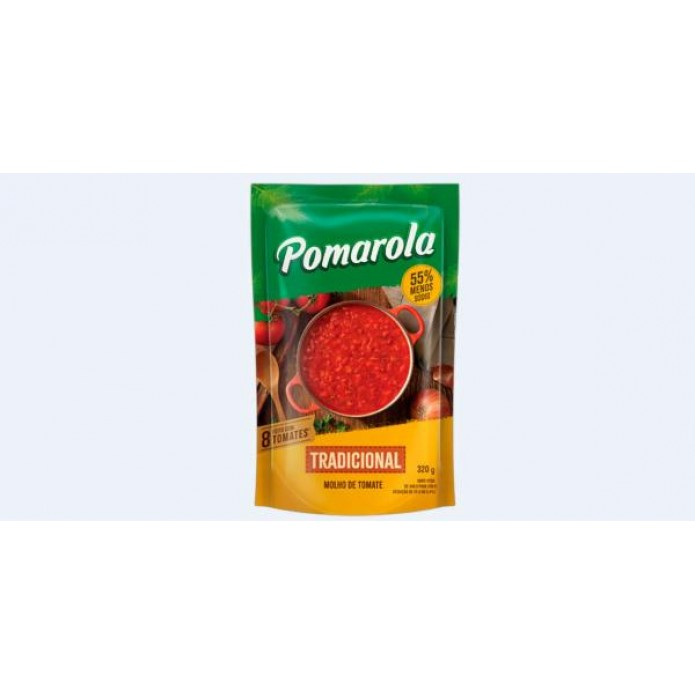 MOLHO POMAROLA SC TRAD 320GR