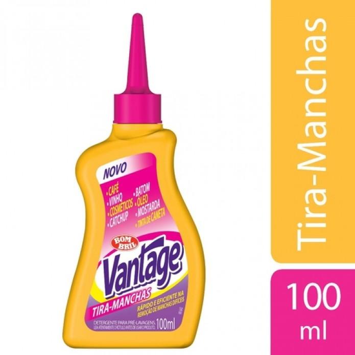 TIRA MANCHA BOMBRIL LIQ VANTAGE 100ML